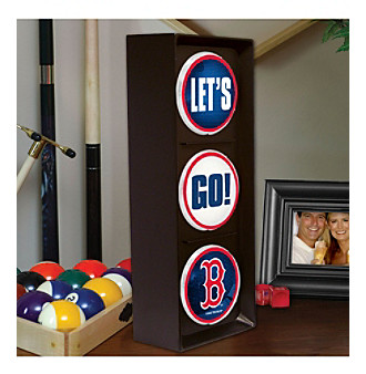"The Memory Company® Boston Red Sox ""Let's Go!"" Light"