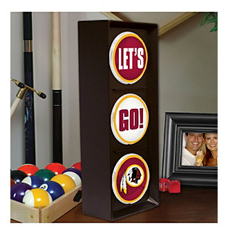 "The Memory Company® Washington Redskins ""Let's Go!"" Light"