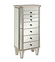 Powell® Mirrored Jewelry Armoire