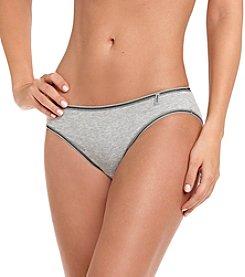 DKNY® Gray/Black Comfort Classics Bikini