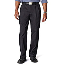 Dockers® Men's Classic Fit Pleated Stain Defender