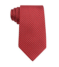 John Bartlett Statements Natte Silk Neck Tie