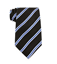 Kenneth Roberts Platinum® Men's Cable Stripe Neck Tie