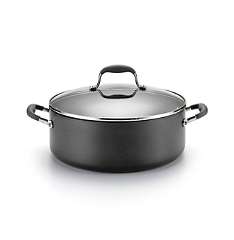 Anolon® Advanced 7.5-qt. Hard-Anodized Nonstick Covered Wide Stockpot