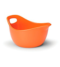 Rachael Ray® 3-qt. Orange Stoneware Mixing Bowl