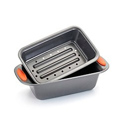 Rachael Ray® Bakeware 2-pc. Meat Loaf Pan