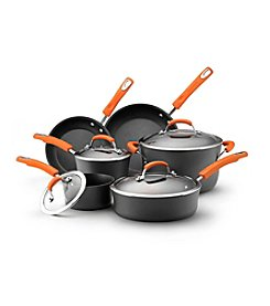 Rachael Ray® 10-pc. Hard-Anodized II Cookware Set + FREE Gift see offer details