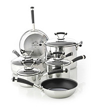 Circulon Contempo Stainless Steel 10-pc. Cookware Set