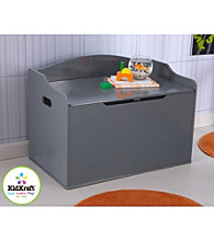 KidKraft Gray Austin Toy Box