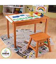 KidKraft Art Table & Stool