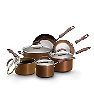 Earth Pan® 10-pc. Cookware Set, Bronze