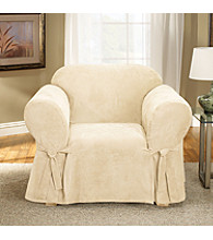 Sure Fit® Soft Suede 1-pc. Chair Slipcover