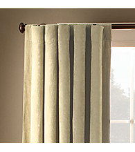 Sure Fit® Soft Suede Rod Pocket Drape Panel