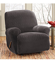 Sure Fit® Stretch Links Recliner Slipcover