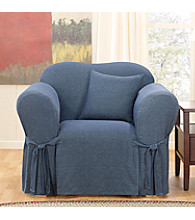 Sure Fit® Denim 1-pc. Chair Slipcover