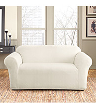 Sure Fit® Stretch Links 1-pc. Loveseat & Sofa Slipcover
