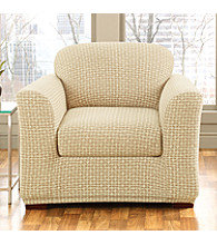 Sure Fit® Stretch Baxter 2-pc. Separate-Seat Slipcover
