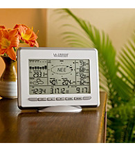 La Crosse Technology® Professional Weather Center with Solar Wind Sensor