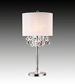 Home Interior Lively Ivory Table Lamp