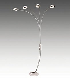 Home Interior Metal Arc Floor Lamp