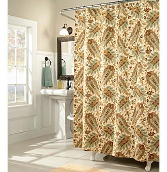 m. style™ Shower Curtain - Fanfare