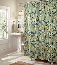 m. style™ Shower Curtain - Island Breeze