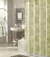 m. style™ Shower Curtain - Palms