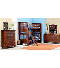 Legacy Classic Kids American Spirit Kids' Twin Bunk Bed Collection