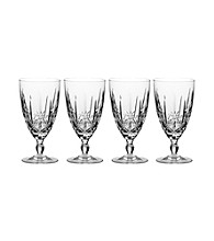 Marquis by Waterford® Sparkle Set of 4 Iced Beverage Glasses
