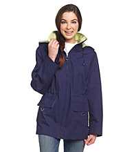 Mackintosh Poplin Anorak Coat