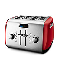 KitchenAid® 4-Slice Red Toaster
