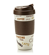 Design for Living™ 16-oz. Hot Beverage Flip-Top Cup