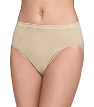 Vanity Fair® Seamless Tailored Hi-Cut Panties