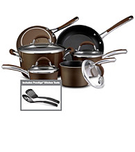 Farberware® Affiniti 12-pc. Cookware Set - Bronze