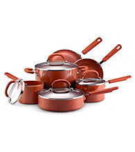 Earth Pan® II 10 Piece Cookware Set - Terra Cotta