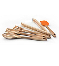 Rachael Ray® 5-pc. Bamboo Tool Set