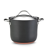 Anolon® Nouvelle Copper 8-qt. Covered Stockpot