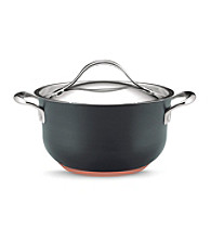 Anolon® Nouvelle Copper 4-qt. Covered Casserole