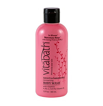 Vitabath® Nouveau Rose Body Wash