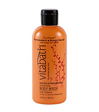 Vitabath® Pomegranate and Blood Orange Body Wash