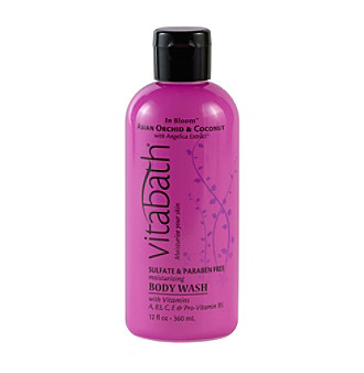 Vitabath® Asian Orchid and Coconut Body Wash