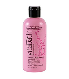 Vitabath® Dreamy Pink Frosting Body Wash
