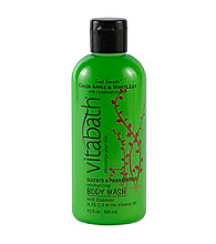 Vitabath® Green Apple and Lily Body Wash