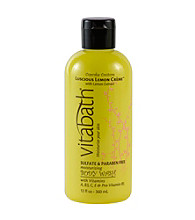 Vitabath® Luscious Lemon Creme Body Wash