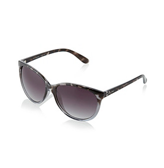 Calvin Klein Cateye Sunglasses - Black