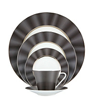 Nikko Silk Black 5-pc. Place Setting