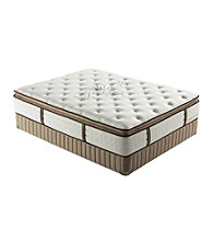 Stearns & Foster® Lux Estate Adelia Luxury Plush Pillow-Top Mattress & Box Spring Set