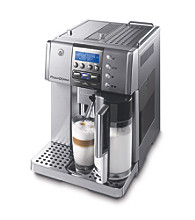 DeLonghi® Gran Dama Stainless Steel Super Automatic Beverage Machine