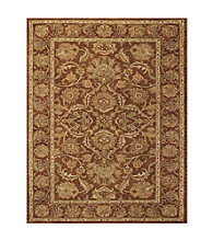 Abbey Collection Brown Rug