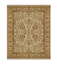 Alegra Collection Beige/Beige Rug